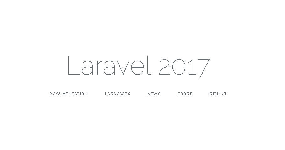 Get your hands on Laravel 5.5 – Installation – Part 1